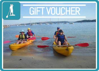 Rose Bay Aquatic Hire Voucher - Double Kayak Hire