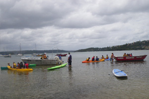 Rose Bay Aquatic Hire Group Hire