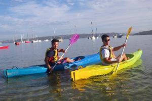 Rose Bay Aquatic Hire Kayak Hire