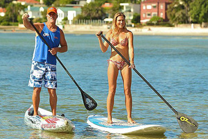 Rose Bay Aquatic Hire Stand Up Paddleboard Hire