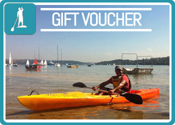Rose Bay Aquatic Hire Voucher - Kayak Hire
