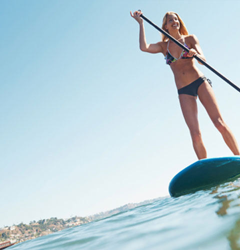 Rose Bay Aquatic Hire Paddleboard Hire